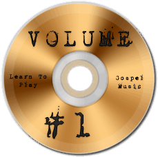 Volume 1: Learn to play gospel music . Titus Pollard